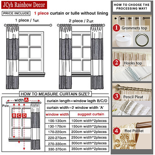 Silver Solid Embroidered Curtains 6