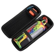 2 в 1 жесткий Eva сумка для хранения на молнии+ Мягкий силиконовый чехол для Jbl Pulse 3 Bluetooth динамик для Jbl Pulse 3