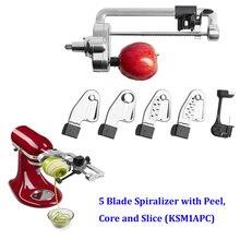 Shredder Slicer Fruit Potato Cucumber Peeler New Electric Spiral Apple Peeler 2021 New Arrival