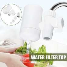6L/Min Ceramic Faucet Filter Water Purifier Cleaner Ceramic  for Household Home Kitchen Faucet Tap Mini Water Filter Filtro Rust