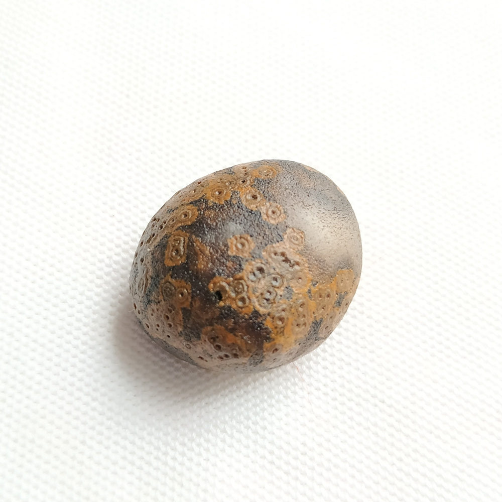Natural Beautiful Stone Ornamental Raw Stone Raw Agate Silk Road Collectibles Unique Collection