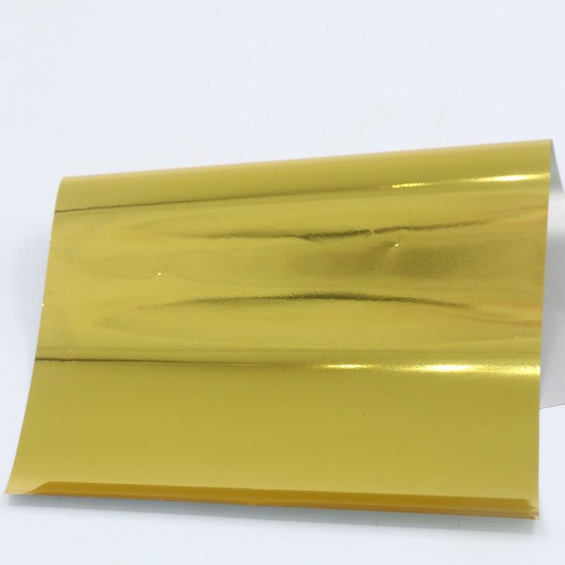Gold Hot Stamping Foil Paper Holographic Transfer Laminator Foil for DIY Arts Crafts Christmas Cards