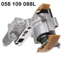 캠축 조절기 타이밍 체인 텐셔너 J-etta 골프 MK4 Passat B5 Bora A4 A6 좌석 Octavia 1.8T 058 109 088 L 058109088L