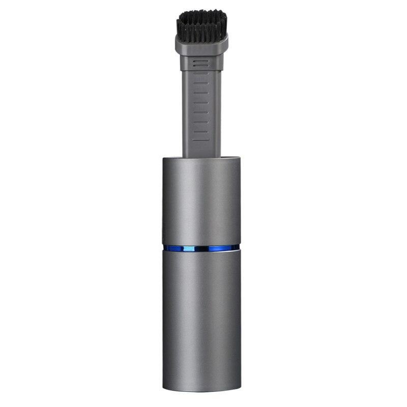 Aspirateur de voiture à la maison sans fil Mini Aspirateur sans fil Portable Aspirateur Rechargeable USB à double usage