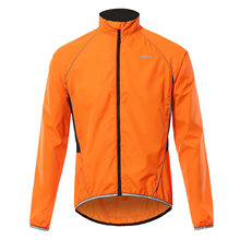 Bicycle Jersey Reflective-Cycling-Jacket Arsuxeo Vest Sportswear Wind-Coat Breathable