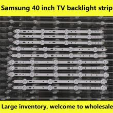 "LED backlight strip For Samsung 40"" TV 4/5lamp SVS400A73 40D1333B 40L1333B 40PFL3208T LTA400HM23 SVS400A79 40PFL3108T/60 New"