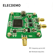 Pulse signal generator High speed narrow pulse generation module Adjustable frequency Stepping 20ns AT control стоимость