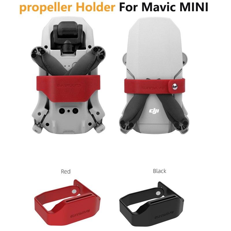 Propeller Holder Fix Stabilizers Silicone Protective Prop For DJI Mavic Mini Drone Accessories