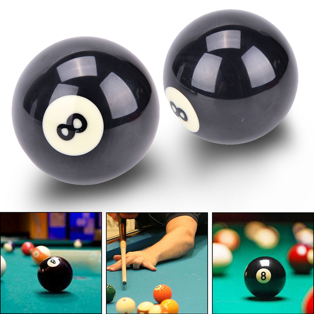 Full Sized 8 Billiard Ball 4
