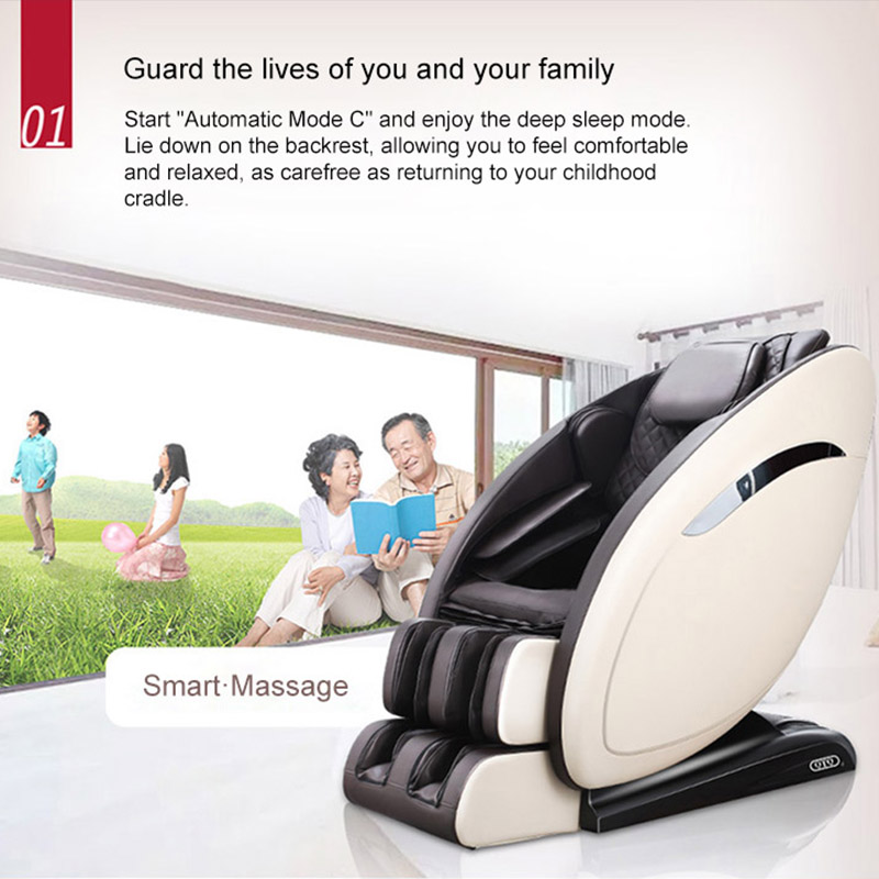Купить многофункциональное массажное кресло массаж всего тела с функцией