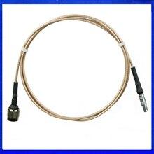 LEICA 731353L GEV179 GPS ANTENNE KABEL für Ashtech Promark 100/200 3 Passt modelle GS20 SR20 GS5 GS5 +