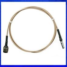 Leica 731353l gev179 cabo de antena gps para ashtech promark 100/200 3 se encaixa modelos gs20 sr20 gs5 gs5 +