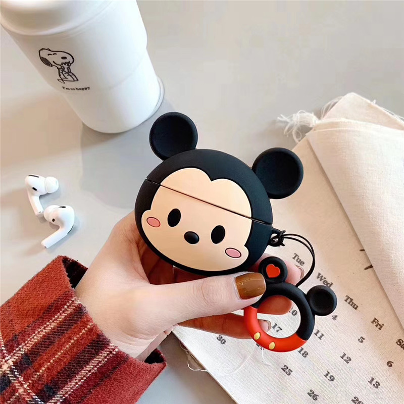 Cute 3D Silicone Case for AirPods Pro 164