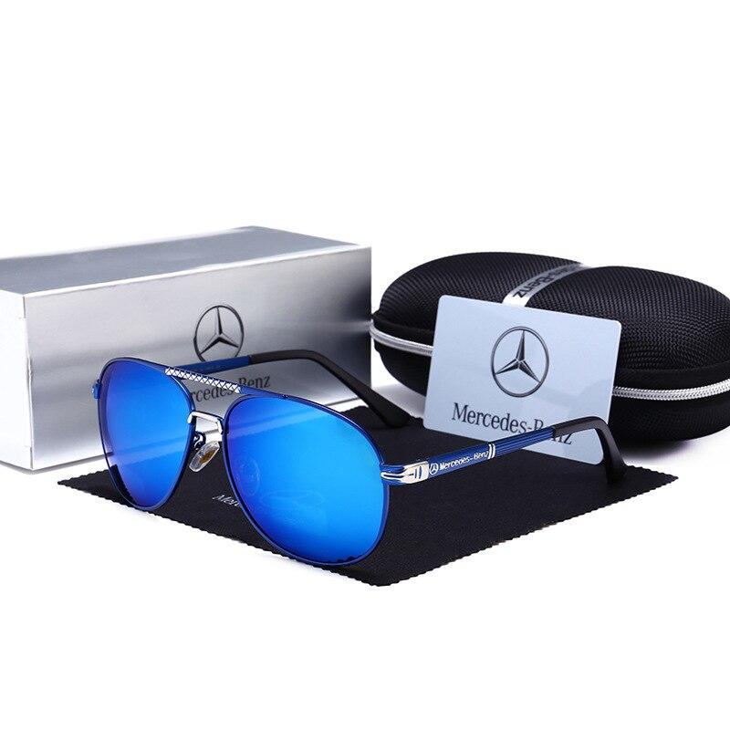 Mulheres Óculos De Sol de luxo Polarizada uv400 Oculos de sol dos homens 2019 de alta qualidade de Condução pequeno azul Óculos de Sol