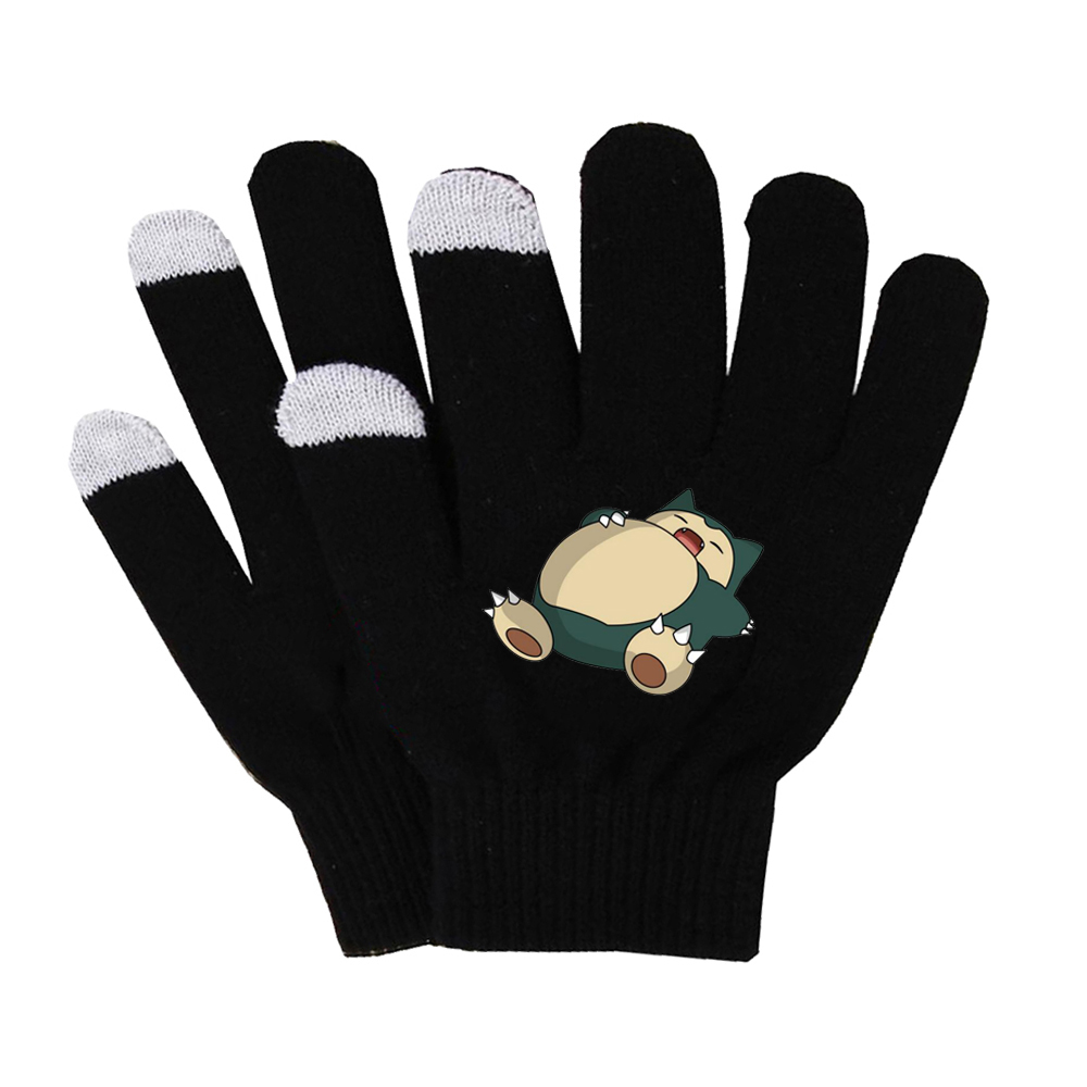 Kingdom Hearts Wool Fingerless Adult Size Gloves