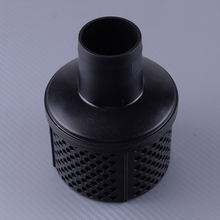 цена на LETAOSK ABS Dirty Water Drainage Sewage Pump Suction Hose Strainer Filters Black for 2 (50mm) hose Pumps