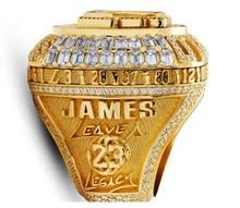 Drop shipping para 2020 temporada los angeles laker ring s ring