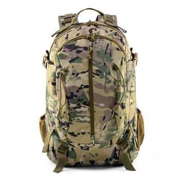 40L Camping Backpack Military Tactical Bag Hiking Climbing Rucksack Waterproof Trekking Camouflage Army Backpak Outdoor Daypack waterproof climbing backpack rucksack outdoor sports bag travel daypack camping hiking mochila women trekking bag for men plecak