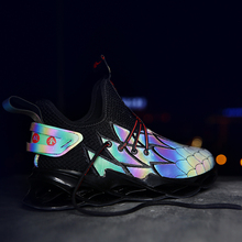 SENTA New Reflective Sports Shoes Blade Series Running