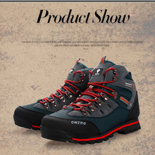 Mountain camping new hiking shoes all-star high to help outdoor mens cross-country  sports