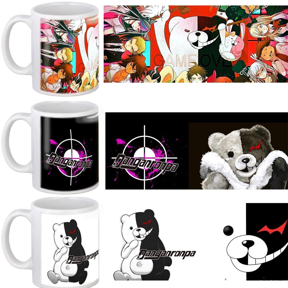 Danganronpa Mug - 11oz Ceramic Coffee Mug
