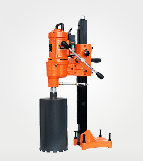 Free Tax to Russia/Brazil CAYKEN reinforced concrete diamond core drill machine SCY 2550|Electric Drills| |  - title=