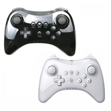 For Nintend For Wii U Pro Controller USB Classic Dual Analog Bluetooth Wireless Remote Controle For