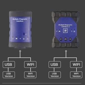 Image 4 - Программное обеспечение V2020.3 для GM, многофункциональный диагностический интерфейс для GM MDI WIFI ForBuick для Opel ForChevrolet сканер Tech2Win GDS2