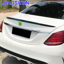 Styling Modification Mouldings Auto Accessory Protector Decorative Upgraded Automobile Spoilers Wings FOR Mercedes Benz C Class