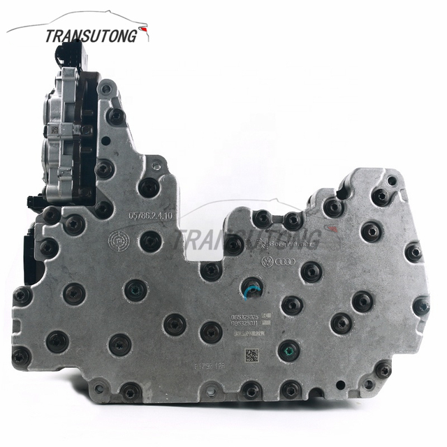 0B5 DL501 TCU TCM Mechatronic Transmission Control Module Unite Valve Body for Audi (need tcu number)