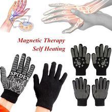 Magnetic Massage Heat Gloves Anti Arthritis Health Compression Therapy Gloves Rh