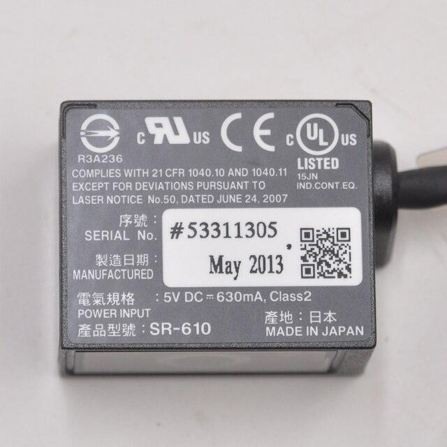 Фото сканер для считывания штрих кодов keyence 24 в постоянного тока