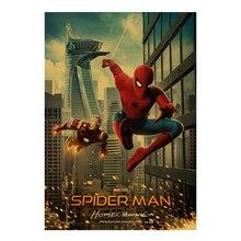 Vintage Spiderman película