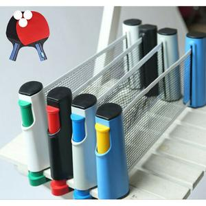 Net-Rack Table-Tennis Any-Table Ping-Pong New Post for 1set of Creative