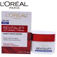LOreal paris Revitalift Anti-Wrinkle & Firming Moisturizer for Unisex - 1.7 oz Cream