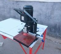 Draagbare houtbewerking scharnier puncher houtbewerking boor 220V