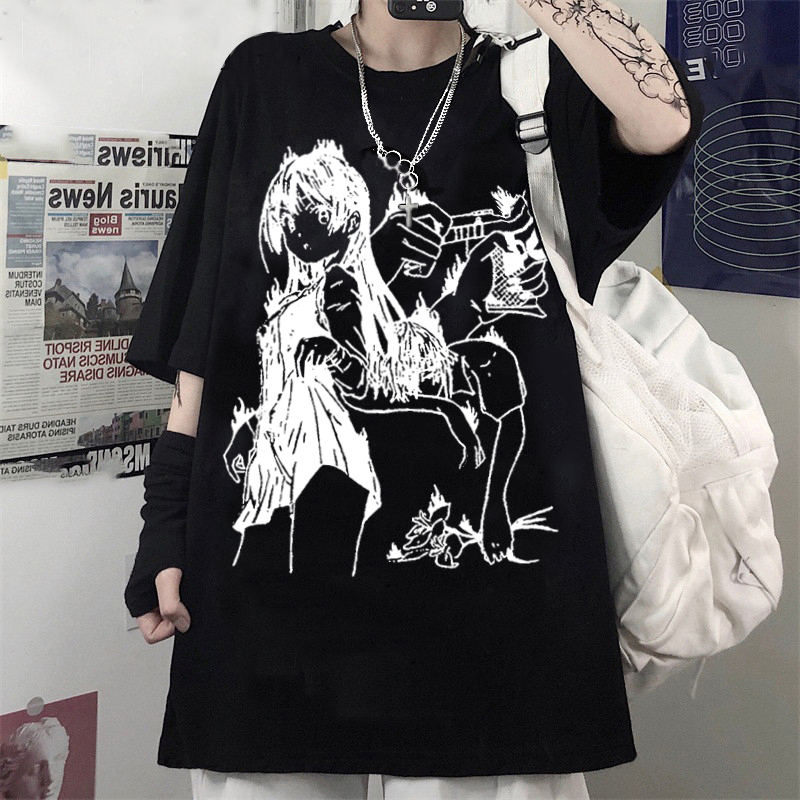 Y2K в готическом стиле, комплект из черной кофты с длинным рукавом женские стильные модные Металлические Рок гранж готические костюмы футбол...