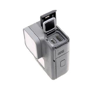 Image 4 - غطاء باب جانبي USB C منفذ HDMI صغير الجانب حامي ل GoPro HERO5/6/7 أسود UV تصفية عدسة إصلاح أجزاء اكسسوارات