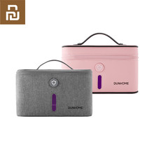 Youpin Dunhome 8W Disinfectant Tank Outdoor Travel LED Ultraviolet Light Anion Sterilizer Box Storage Bag Carry Case