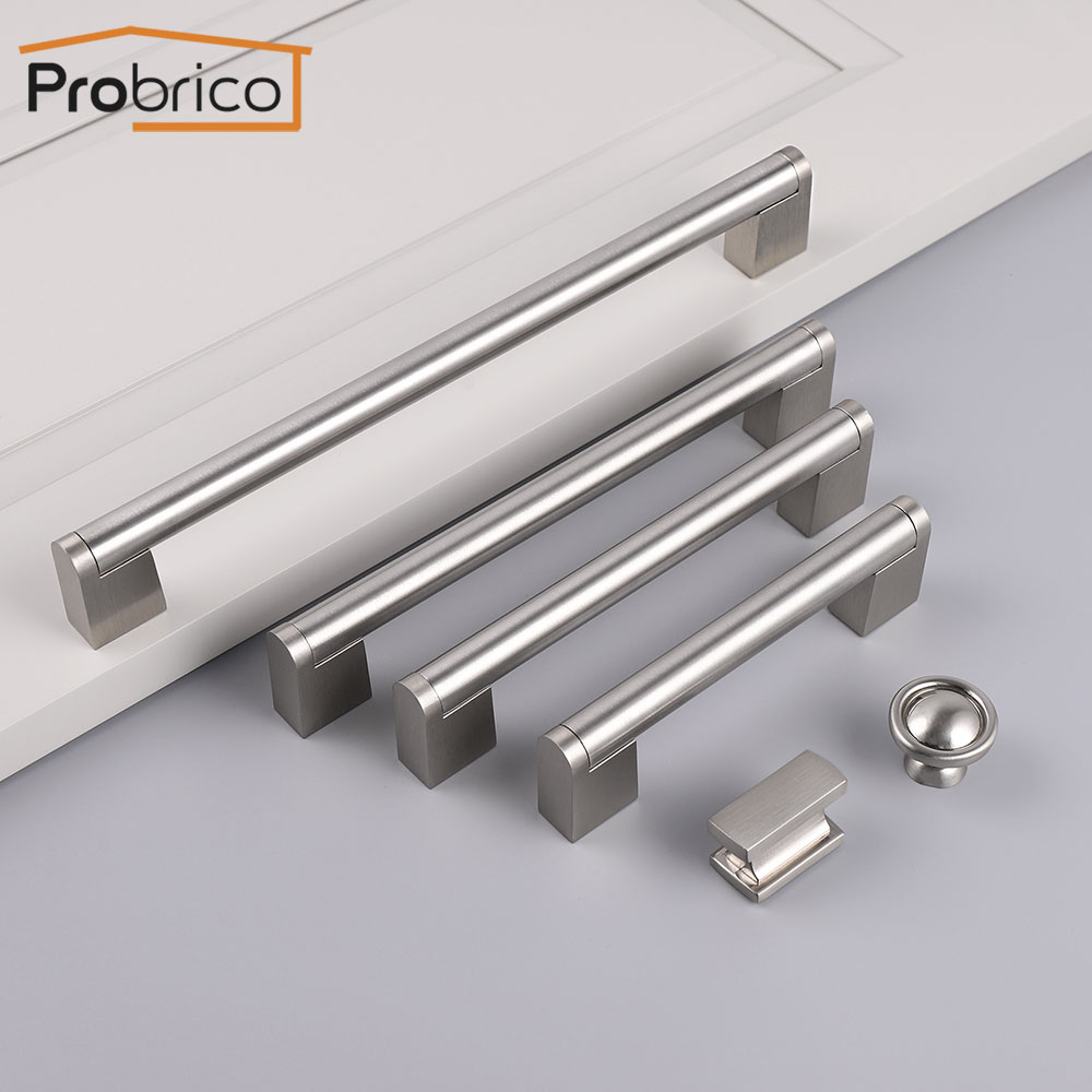 Drawer Knobs 12 Drawer Pulls Stainless Steel Knobs Silver Drawer Pulls Dresser Drawer Knobs Cabinet Door Pulls Silver Pulls Home Improvement