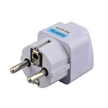 Conversion Plug European Travel Plug European Standard Multi-Function Socket For France South Korea Russian Plug