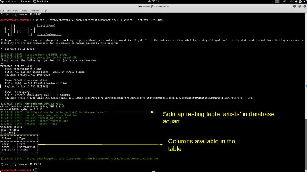 黑客工具 | sqlmap
