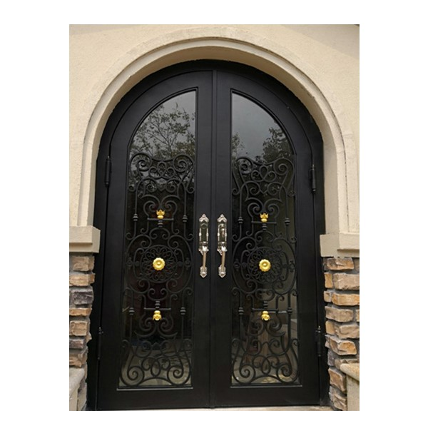 Shanghai Hench Brand China Factory 100% Custom Made Sale Australia Unique Iron Doors