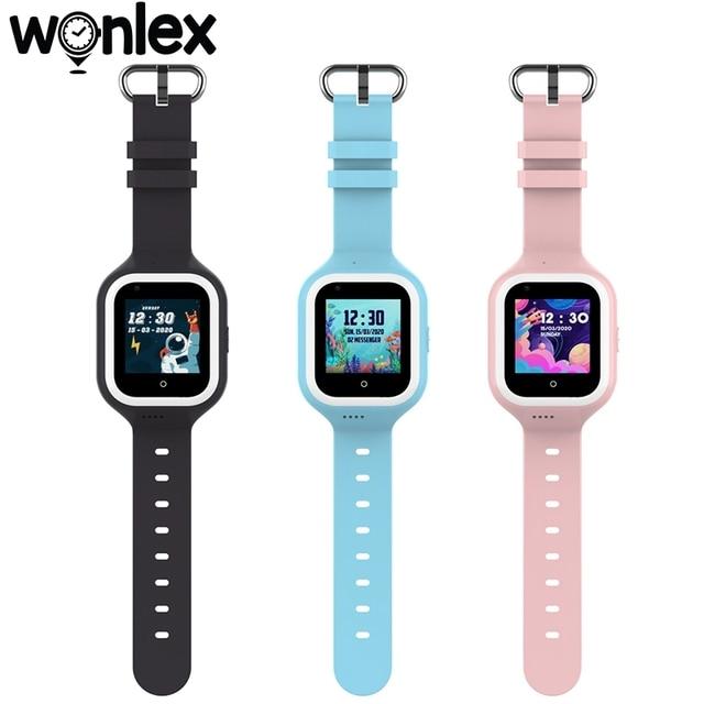 Детские смарт-часы Wonlex KT21 1