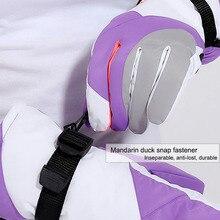 Новые женские лыжные перчатки зимние теплые водонепроницаемые утолщенные уличные спортивные перчатки для верховой езды WSH99