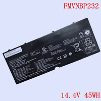 New Original black Laptop Li ion Battery FMVNBP232 FPCBP425 for Fujitsu LifeBook U745 T935 T904 series 14.4V 45WH 3150mAh