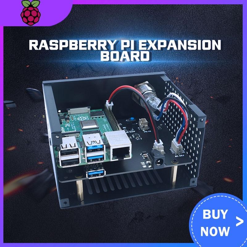 Raspberry Pi 4 Model B 2,5 дюйма SATA HDD/SSD Плата расширения X825 USB3.1 модуль мобильного жесткого диска для Raspberry Pi 4B