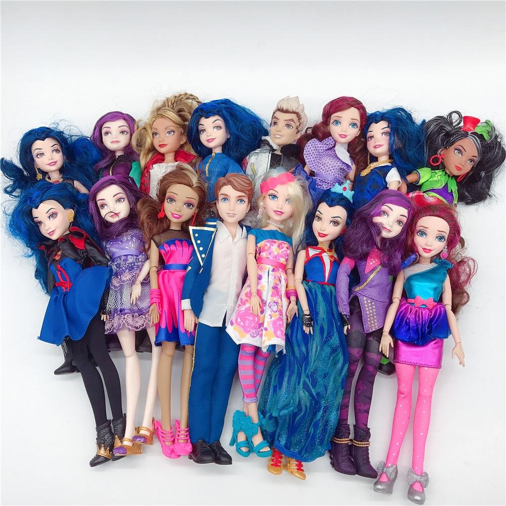 Descendent Dolls Princess Model…