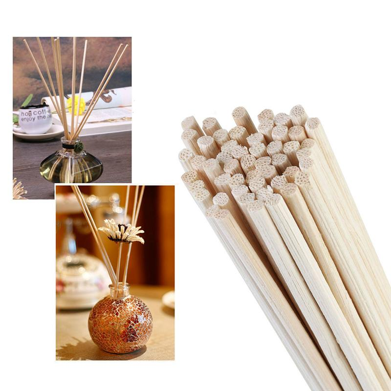100pcs Oil Diffuser Replacement Rattan Reed Sticks Oil Duffuser Stick Oil Duffuser Rattan