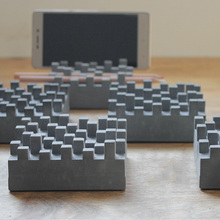 Phone holder Molds Concrete Holder Molds Pen Holder